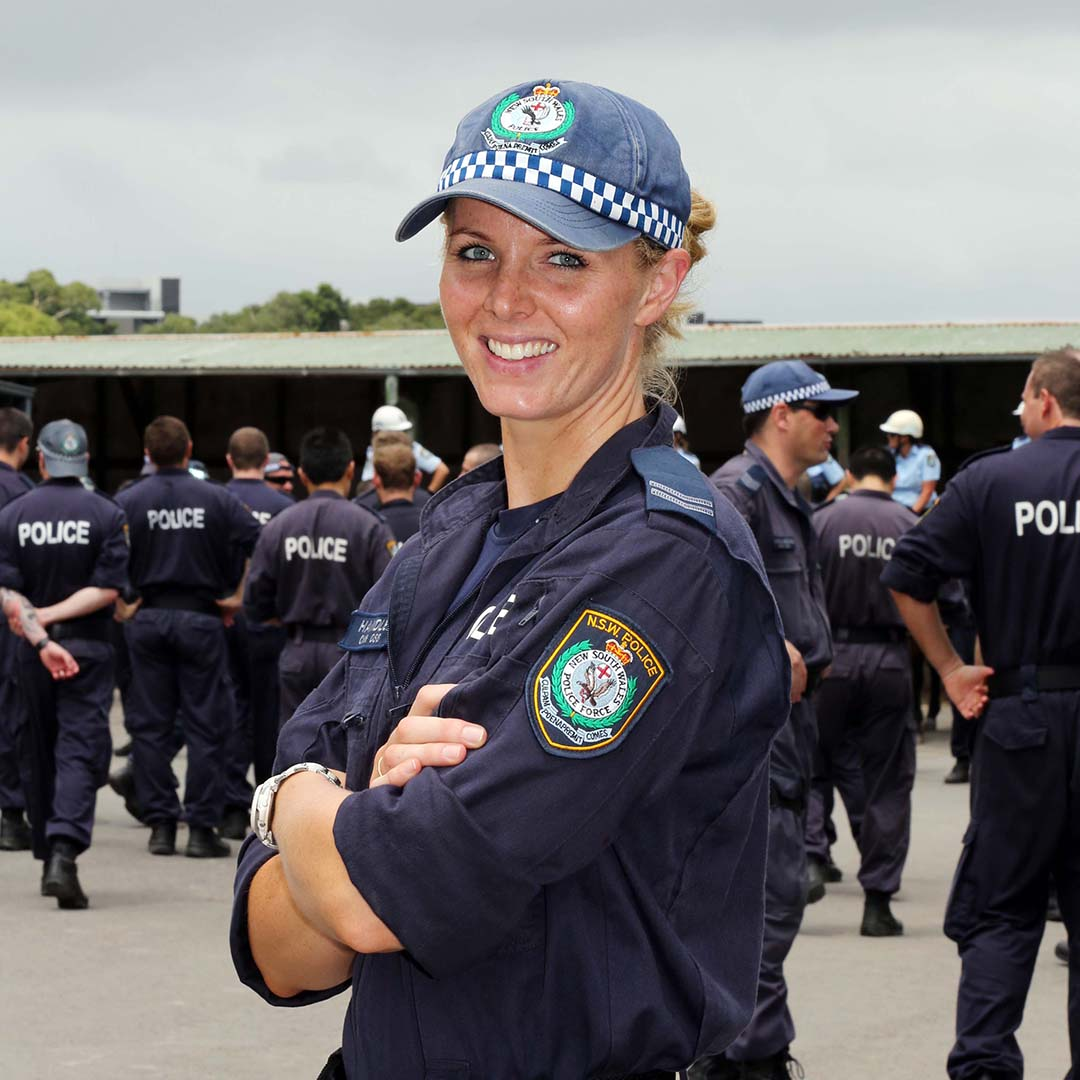 Alexandra Handley - Bachelor of Policing