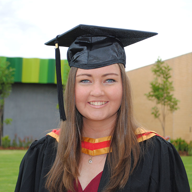 Emma Dwyer - Bachelor of Occupational Therapy