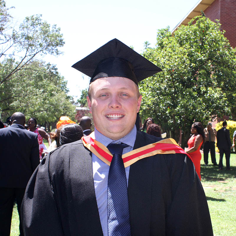 Brett Woods - Bachelor of Agriculture