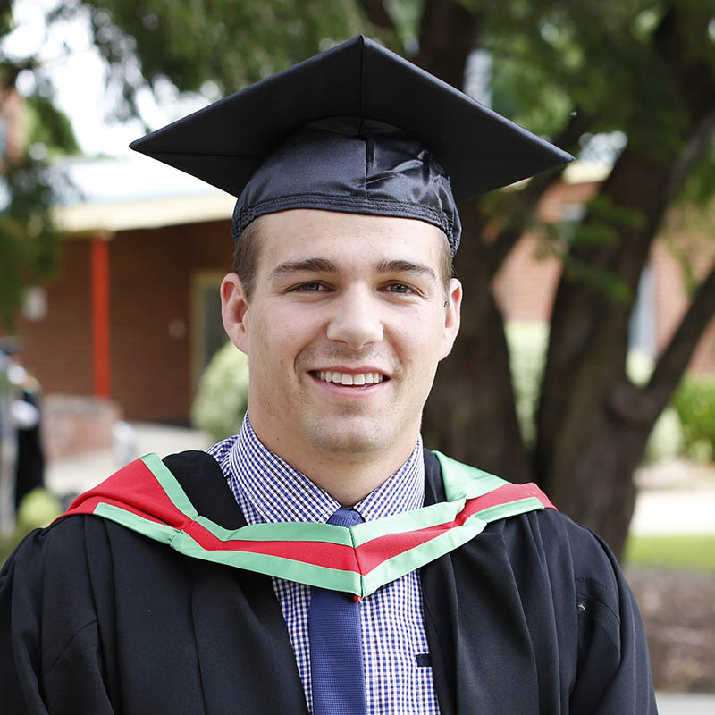 Glenn Dumbrell - CSU Secondary Teaching Graduate