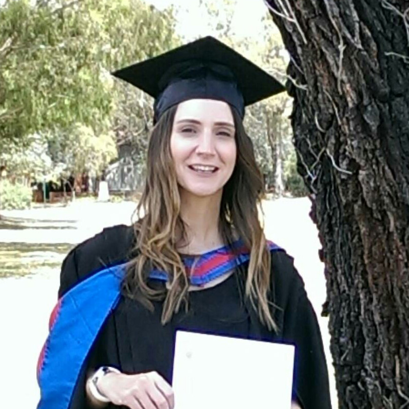 Anne Stevens - Bachelor of Business (Human Resources Management)