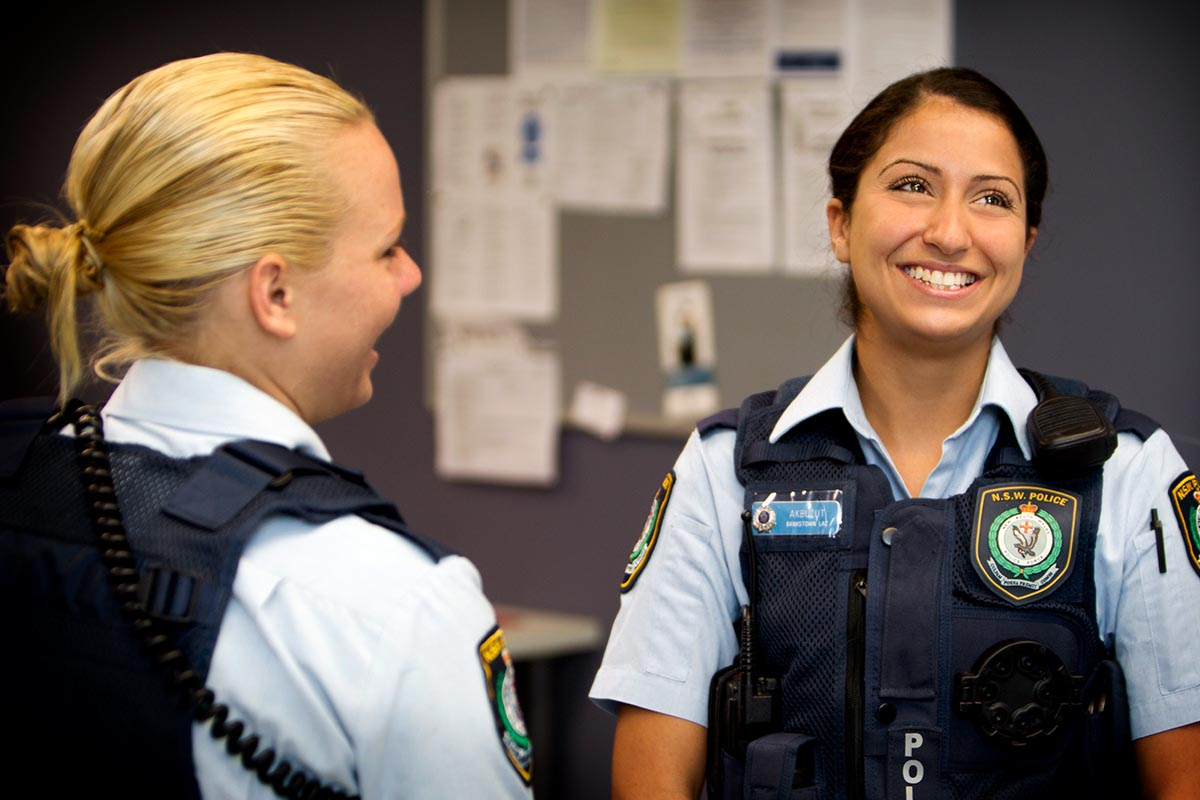 Start your policing career by learning from the best at the NSW Police Force Academy in Goulburn.