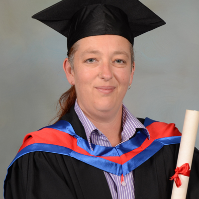 Melissa Comerford - Master of Information Systems Security