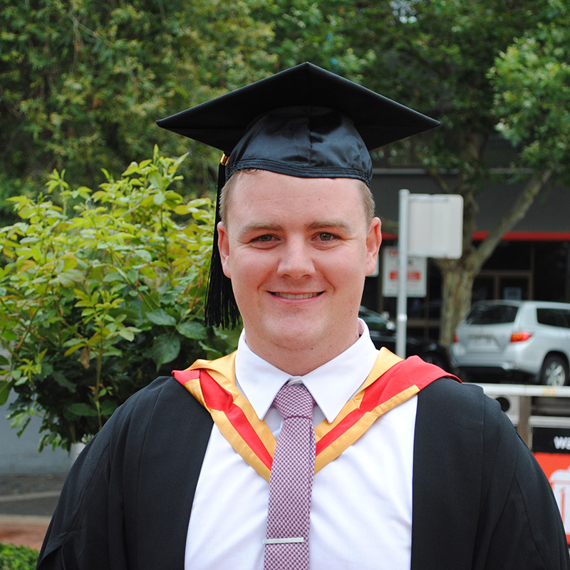 Nick Guiney - Bachelor of Physiotherapy
