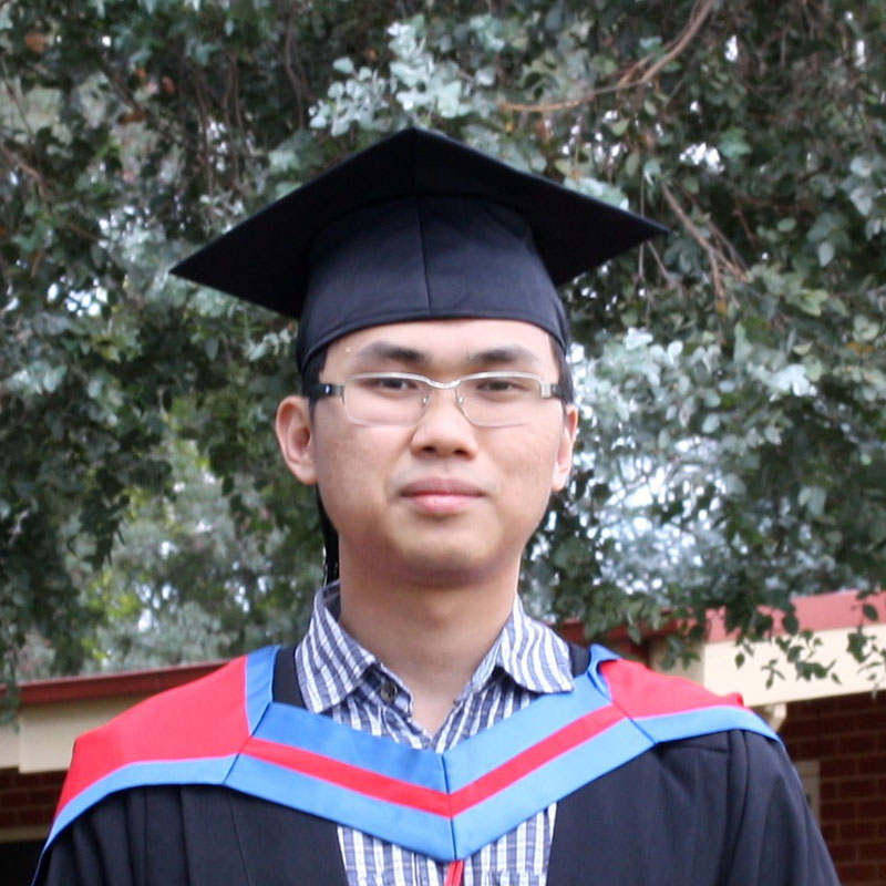 Hong Hai Dao - Master of Professional Accounting